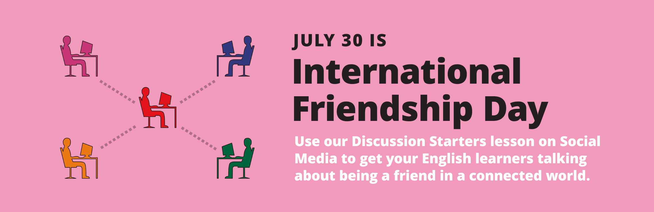 international friendship day and music Each year, international friendship day falls on the first sunday of august and - you guessed it - it's all about celebrating your bffs find out more about this special day right here on kidzworld.