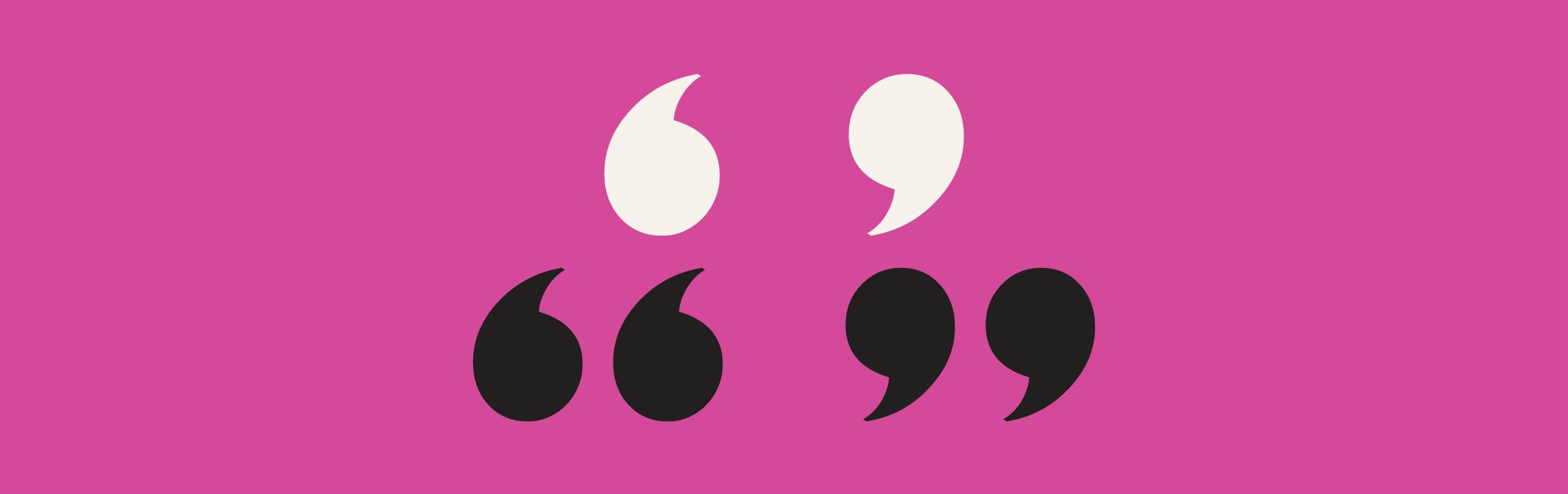 Quotation marks single vs double esl library blog