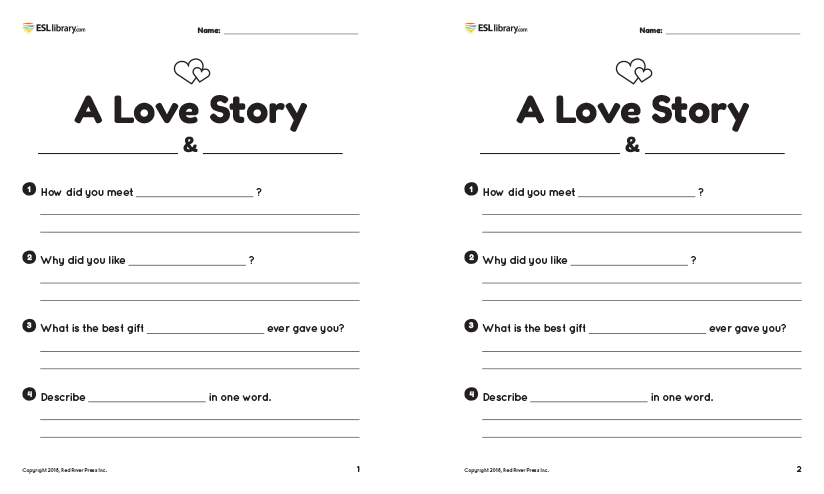 Love Story Interview