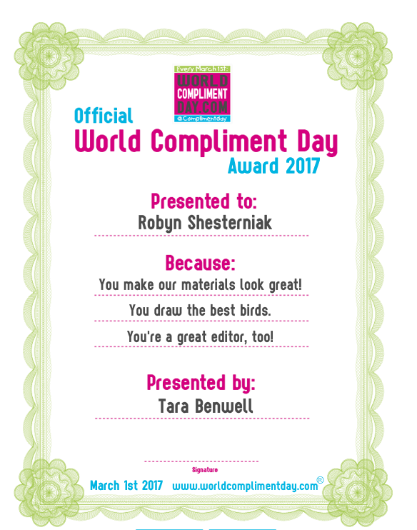 Giving and Accepting Compliments in English – ESL Library Blog